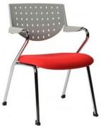 Siége de réception - Hauteur d'assise : 43 cm - Dossier : Haut 42-Larg de 49 à 60 cm
