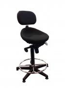 Siège de travail ergonomique - Siège de travail, position dynamique