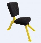 Siège ergonomique pour travaux extérieurs - Longueur : 812,8 mm - Revêtement en cuir