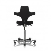 Siège ergonomique réglable - Vérin standard : 200 mm