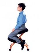 Siège ergonomique repose genoux - Hauteur réglable