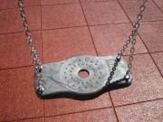 Siège métallique en acier inoxydable - Norme EN 1176