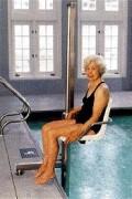 Siège motorisé pour piscine - IGAT90