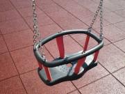 Siège pour balançoire métallique - Norme EN 1176