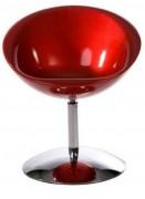 Siège visiteur en métal - Hauteur d'assise :  47 cm - Hauteur totale : 76 cm