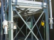 Silo de chargement vrac - Stockage des pulvérulents en silo et déchargement dans un camion