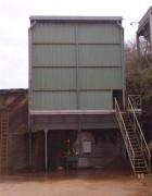 Silo extracteurs à râteaux - Etude et rélaisation de silo sciure avec extracteurs à râteaux