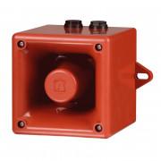 Sirène 105dB sécurité intrinsèque    - Sirène 105dB sécurité intrinsèque 24Vcc - 32 sons