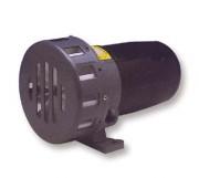 Sirène électromécanique - Puissance sonore : 126 dB(A) à 1 mètre