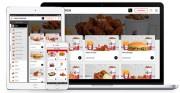 Site de commande en ligne pour Restaurants - avec Click & Collect - Site internet relié à la caisse