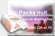 Société envoi fax mailing