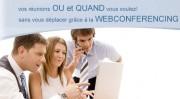 Société webconference - 100% web sécurisé
