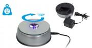 Socle tournant électrique - Technologie LED