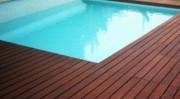 Lames de terrasse résine, composite ou  bois naturel - Sols extérieurs en bois exotique Ipé, Cumaru...