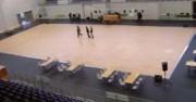 Sol piste de danse TANGO - Dimensions : 1 x 1m  -  Epaisseur : 22 mm