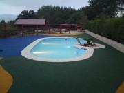 Sol récréatif pour parc aquatique - Étanchéité parfaite