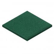 Sol souple pour aire de jeux - Dimensions (L x l x H) mm : 500 x 500 x 40