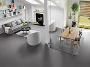 Sol Vinyle Pour Bureau, Showroom et Surface Commerciale - Taille d'une dalle : 91,5 x 91,5 mm