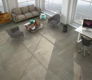 Sols bureaux : Dalles plombantes amovibles - Revêtement de sol en dalles et lames plombantes PVC amovibles. Pose libre ou poissante