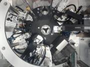 Solution d'assemblage Valve - Machine rotative d'assemblage de valve