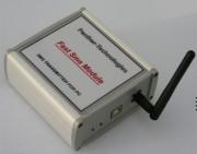 Solution d'envoi SMS professionnelle - Dimensions (cm): 11 x 10,5 x 4,6