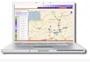 Solution de géolocalisation pour maintenance et services - Géolocalisation & Rapports, tournées et missions, gestion de parc
