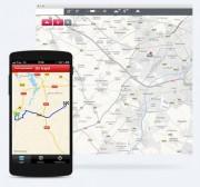 Solution de géolocalisation véhicule - Visibilité en temps réel