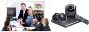 Solution de vidéoconférence - Gagner du temps en organisant vos réunions à distance en visioconférence !