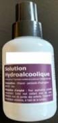 Solution hydroalcoolique pour mains et surfaces - En spray ou avec pompe