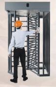 Solutions de controle d'accès de chantier - Contrôle par badge ou biométrie