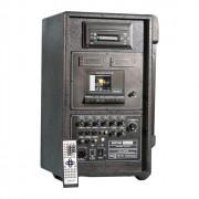 Sono pour établissements scolaires - Lecteur CD+DVD + k7 - Puissance : 80 watts rms
