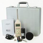 Sonomètres en kit complet - Solution complète pour des mesures précises