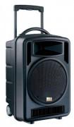 Sonorisation portable sur roulettes - Sonorisation avec Bluetooth