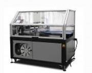 Soudeuse angulaire en L automatique - Cadre de soudure : 560 x 460 mm