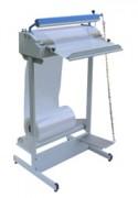 Soudeuse de sachets semi automatique - 2 épaisseurs de film polyéthylène de 20 à 150 microns