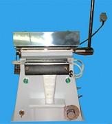 Soudeuse de tubes cosmétiques manuelle - Longueur de soudure (mm) : 120