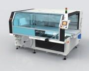 Soudeuse en continu auto - Capacité de production : 0-2400 pc/h