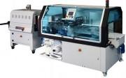 Soudeuse en L automatique à pieds réglables - Production horaire : 0 à 2400 pièces/heure