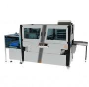 Soudeuse en L automatique compact - Dimensions des barres de soudure (mm) : 550 x 450 - 650 x 550