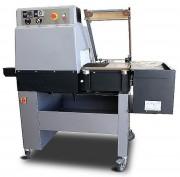 Soudeuse en L manuelle compacte - Machine de mise sous film écologique et économique – Disponible en plusieurs modèles