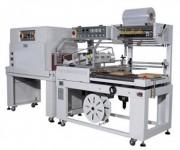 Soudeuse en L rétractile automatique - Largeur de film ajustable jusqu'à 650 mm