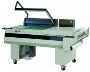 Soudeuse en L semi automatique 900 pièces par heure - Production horaire : 0 à 900 pièces/heure