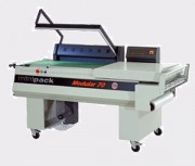 Soudeuse en L semi-automatique - Dimensions utiles barres de soudure (mm) :   860 x 610