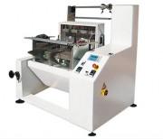 Soudeuse en L semi automatique mobile - À abaissement manuel ou pneumatique - Cadre soudure 470x555 mm