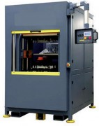 Soudeuse horizontale à platine chauffante - Dimensions maximales de la platine chauffante : 330 x 762 - 330 x 610 mm