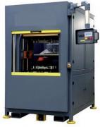 Soudeuse horizontale industrielle - Dimensions maximales de la platine chauffante : 330 x 762 - 330 x 610 mm