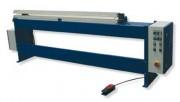 Soudeuse plastique grande largeur - Souder ensemble des bobines de film en grande laize de 1000 mm ou 2000 mm