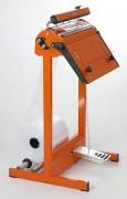 Soudeuse sachets à cycle semi-automatique - Curseur de coupe sécurisé - Utilisations intensives