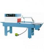 Soudeuses en L monobloc avec retraction - Encombrement machine (L x l x h) : 2730 x 950 x 1500 mm