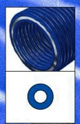 Soufflet rond en PVC souple - Dureté : de 55 à 90 shores A